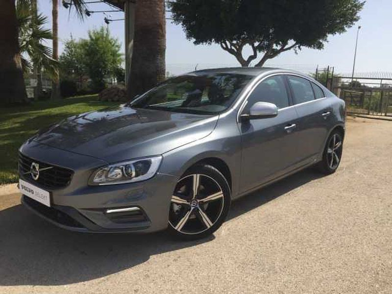 Volvo S60 D4 190Cv R-DESIGN Geartronic