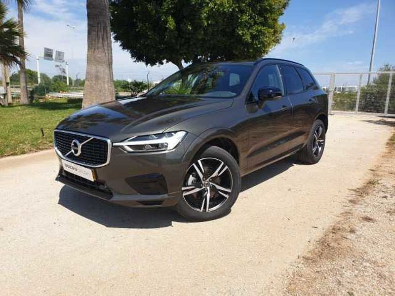 Volvo XC60 II D4 190cv R-Design Geartronic FWD 8 Vel.