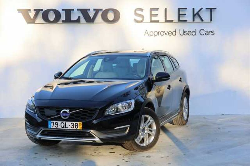 Volvo V60 CC Cross Country D4 190cv Momentum Geartronic 6v