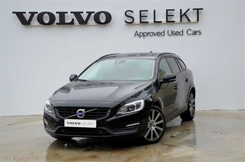 Volvo V60 D4 190cv Kinetic Man. 6v