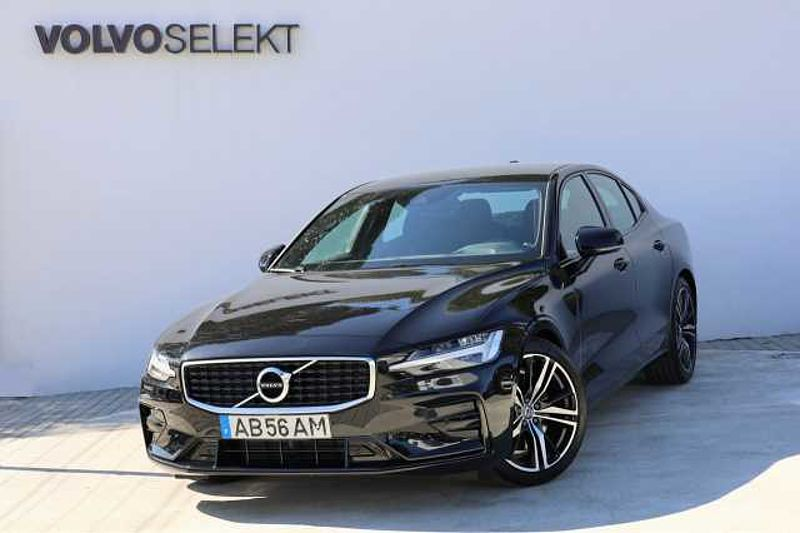 Volvo S60 III T5 250cv R-Design Geartronic FWD 8 Vel.