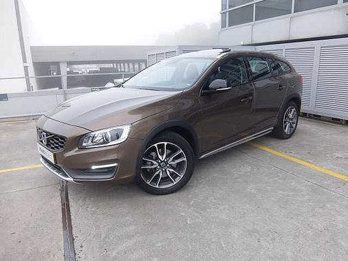 Volvo V60 Cross Contry Cross Country D3 150cv Summum Geatronic 8v